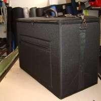 realizzazione valigie su misura per strumentazioni